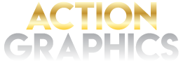 ACTION GRAPHICS Logo